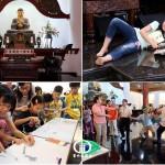 2017年4月30日 紫竹林精舍兒童讀經班 歡慶十週年