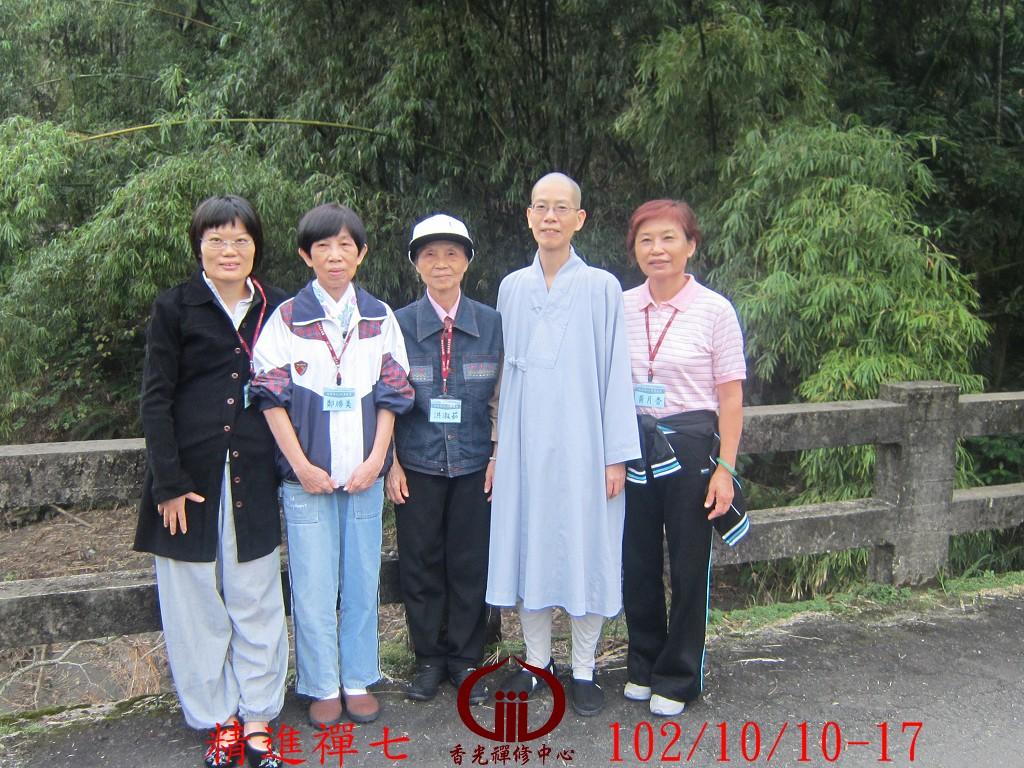 香光尼僧團102年精進禪七(101)