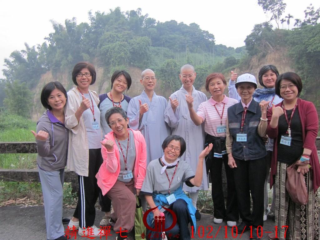 香光尼僧團102年精進禪七 (105)