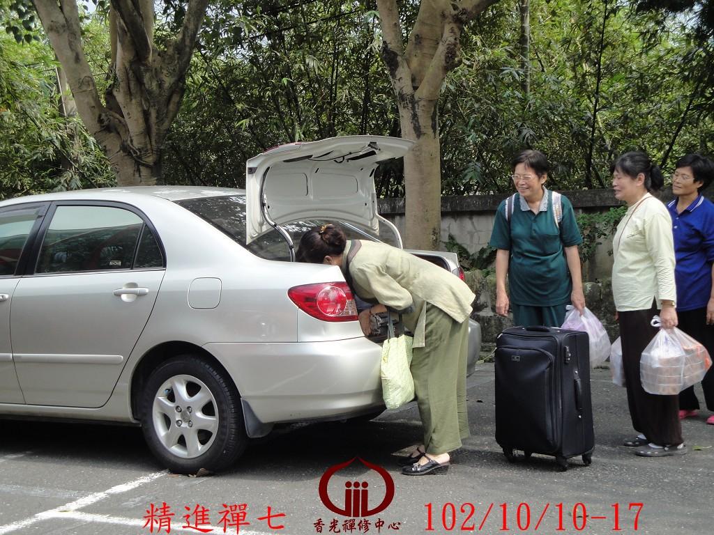 香光尼僧團102年精進禪七(116)