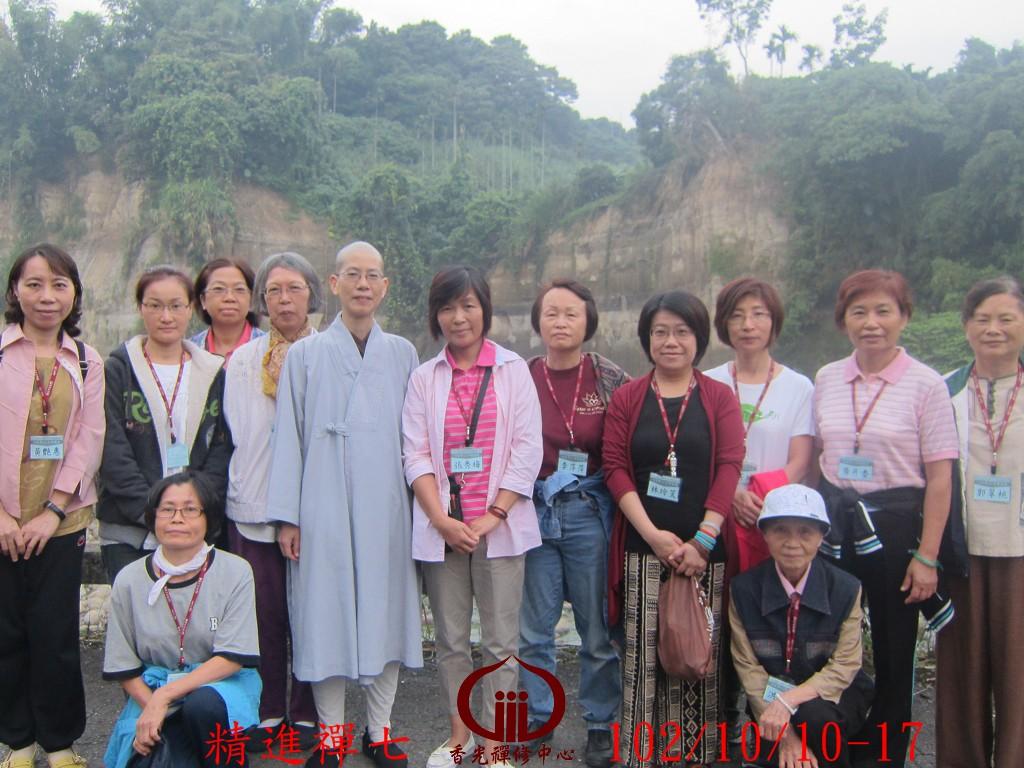 香光尼僧團102年精進禪七 (99)